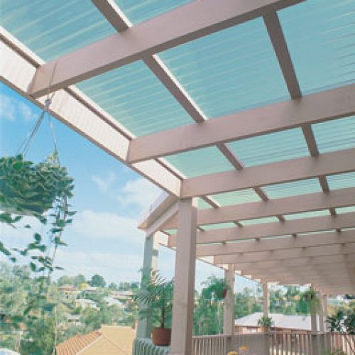 Suncall - Corrugated PVC / Plastic Roofing & Skylights